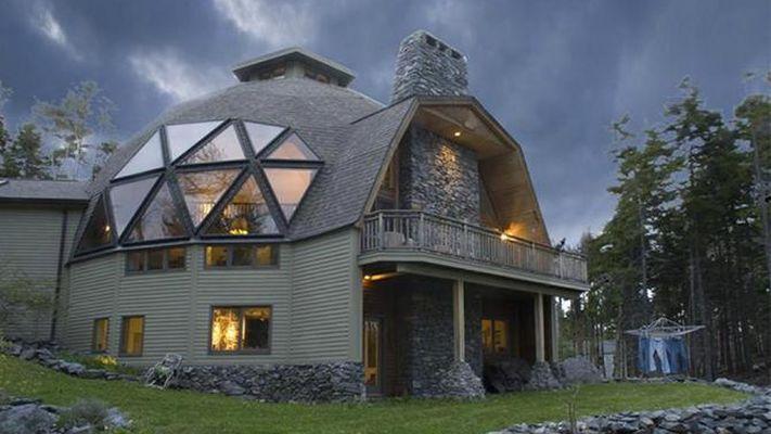 Dome Home - Portland - Forbes Magazine