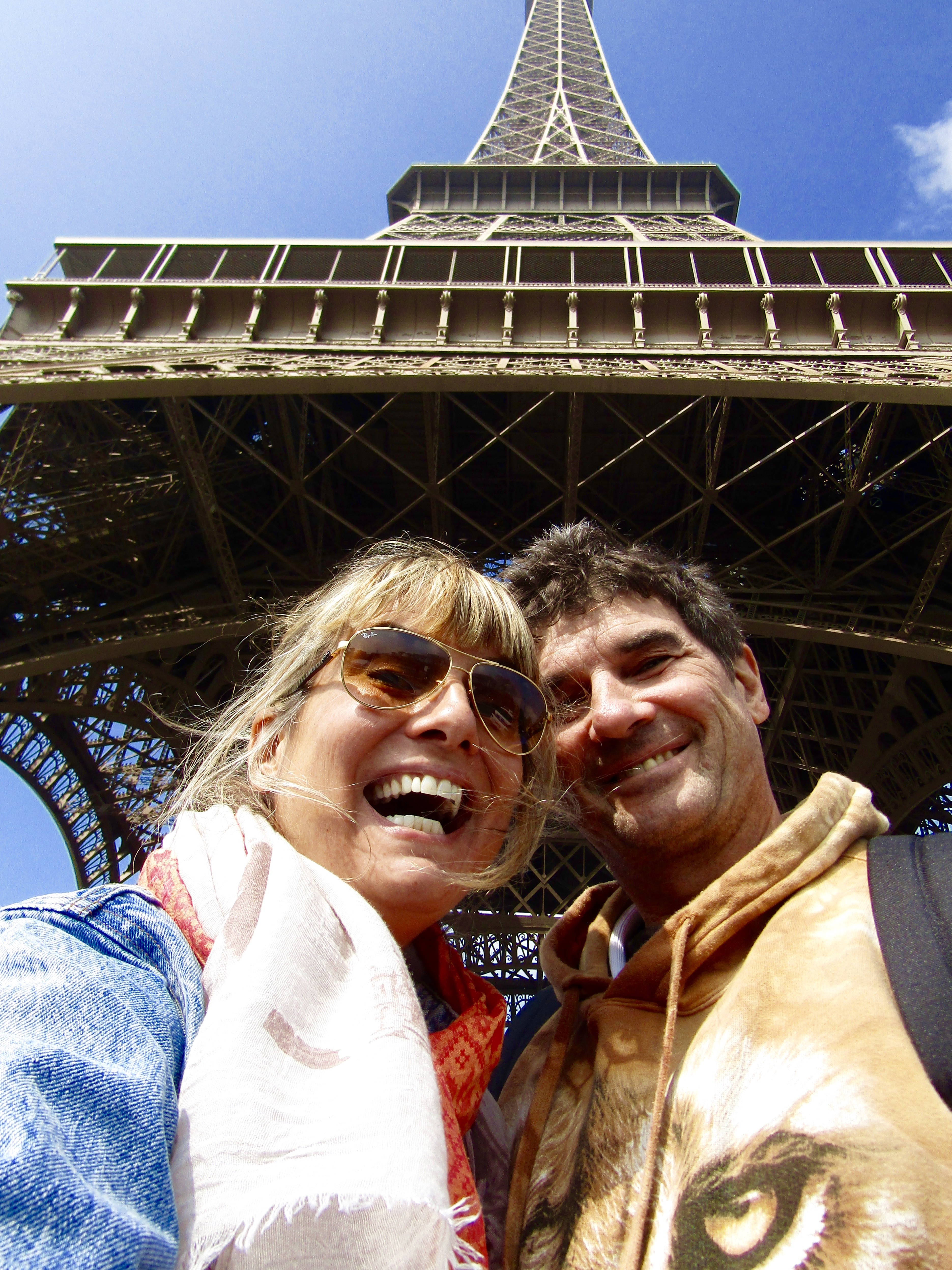 April 1st, 2016 - Paris, France - Joyful Stephanie