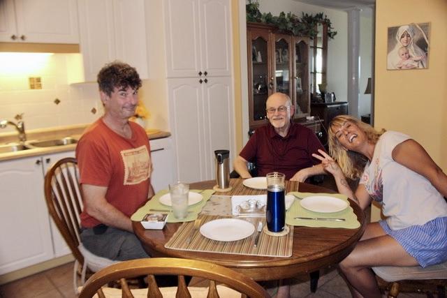 August 13th, 2021 - Bedford, Nova Scotia - Visiting my parents - Joyful Stephanie