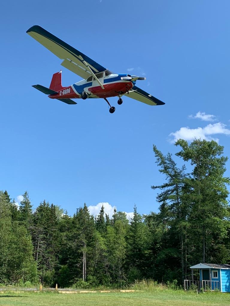 July 25th, 2021 - Shubenacadie, Nova Scotia - Private drop zone