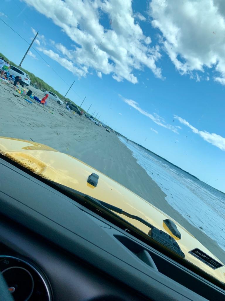 August 1st, 2021 - Crescent Beach, Lockeport, Nova Scotia - Arriving!