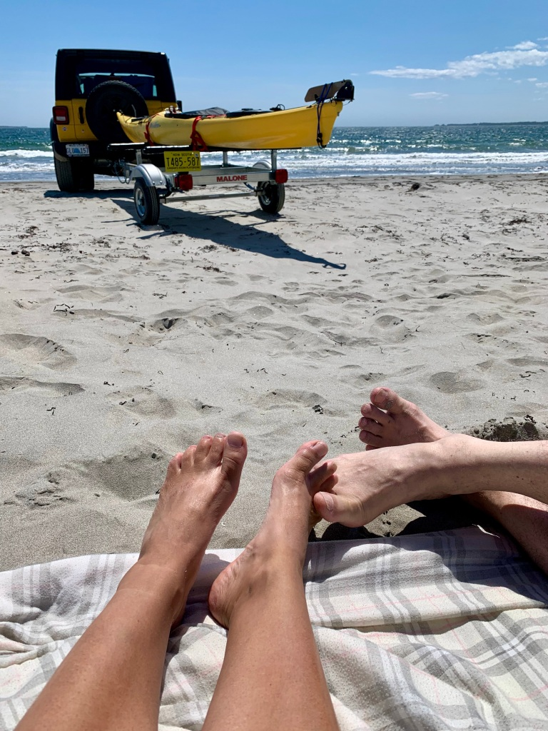 August 1st, 2021 - Crescent Beach, Lockeport, Nova Scotia