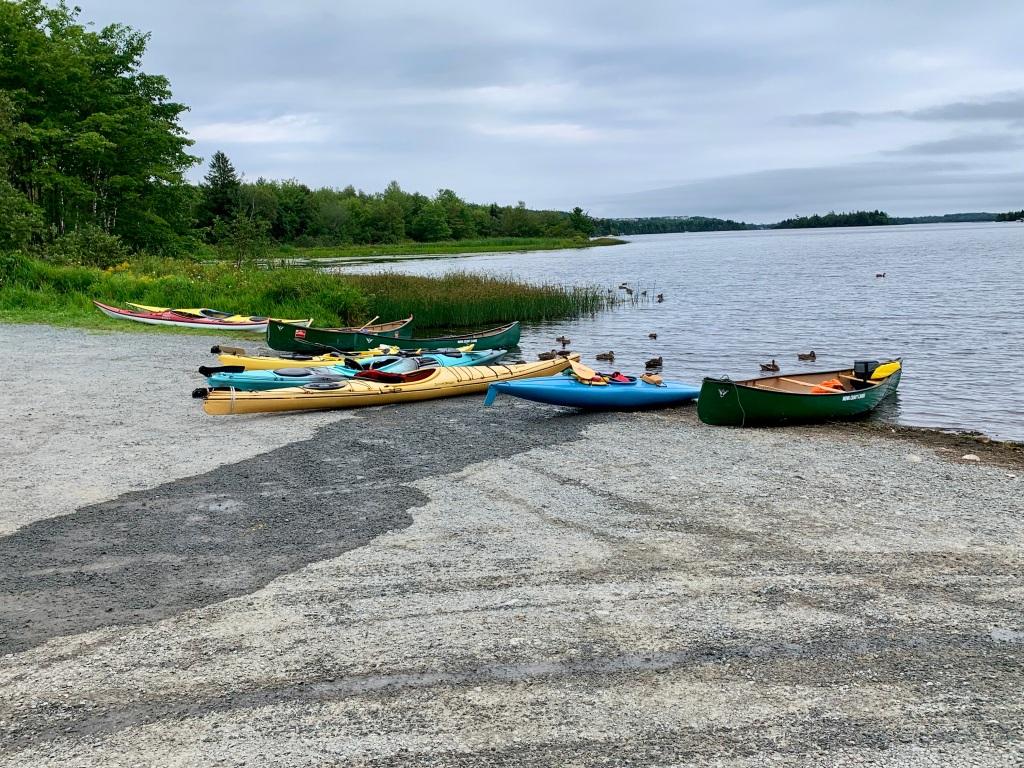 August 13th, 2021 - Morris Lake, Dartmouth, Nova Scotia - CKNS Wednesday Night Paddle