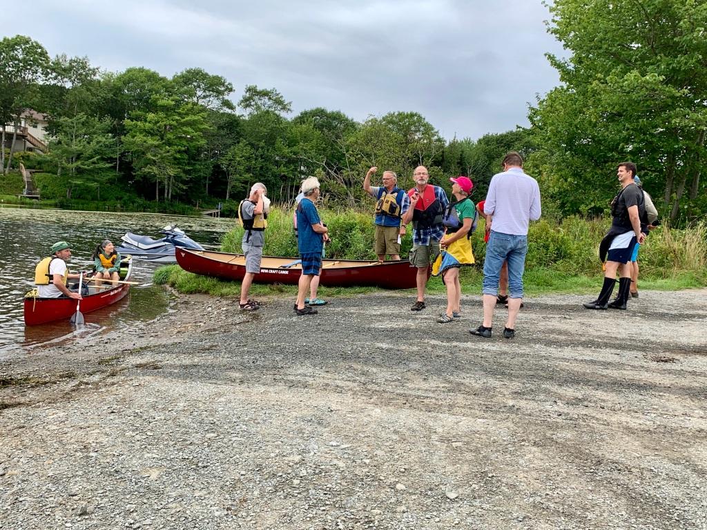 August 13th, 2021 - CKNS Morris Lake, Dartmouth, Nova Scotia - Wednesday Night Paddle