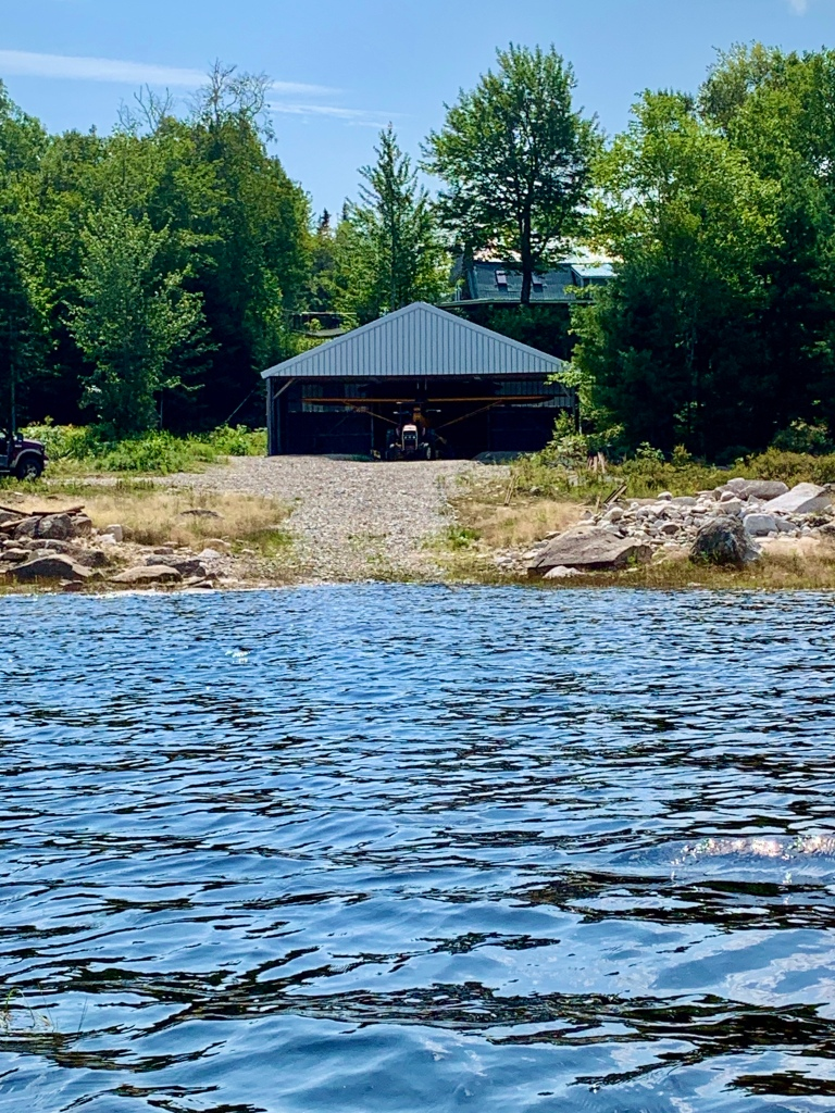 August 27th, 2021 - Card Lake - Float Plane Garage