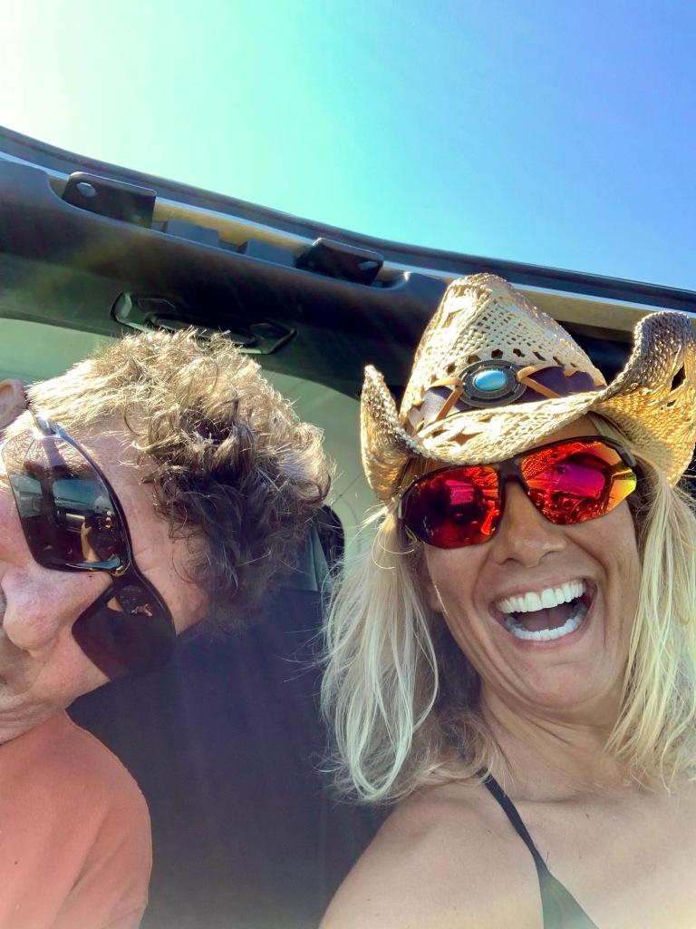 August 1st, 2021 - Crescent Beach, Lockeport, Nova Scotia - Bubbies in the Boobie Bouncer!