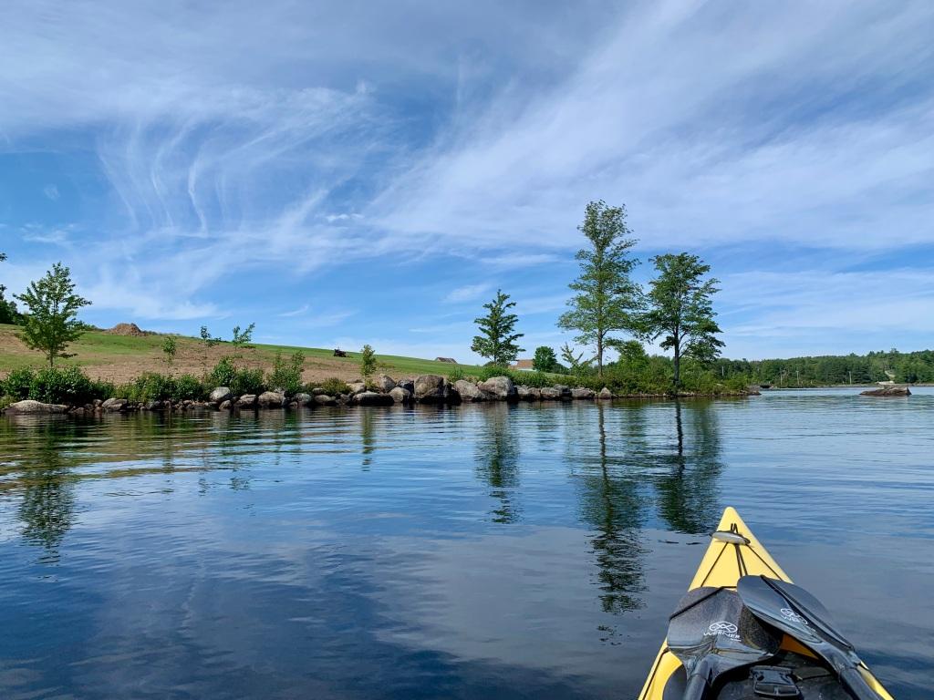 September 1st, 2021 - Mockingee Lake, Vaughan, Nova Scotia - Beautiful property along the lake